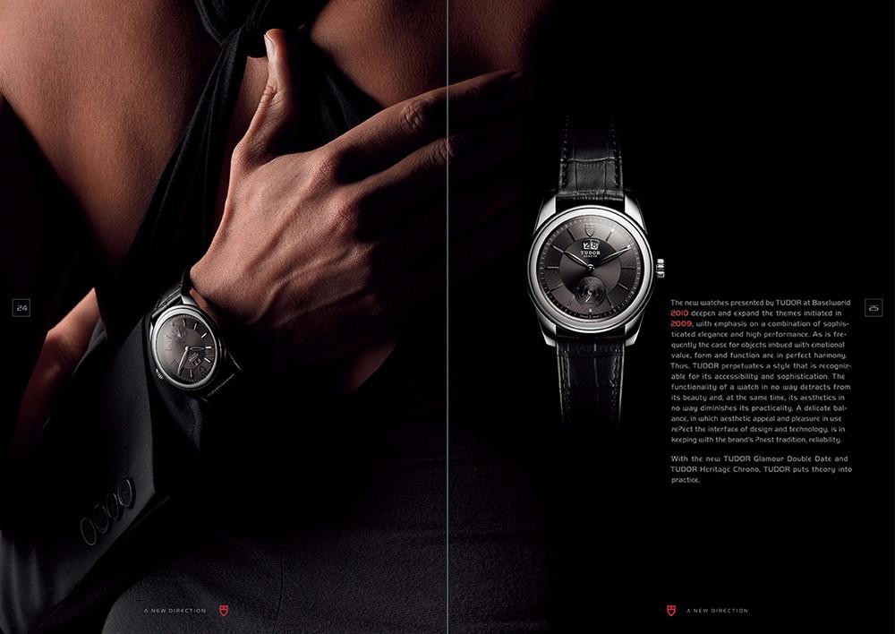 手表画册设计,手表产品画册设计公司
